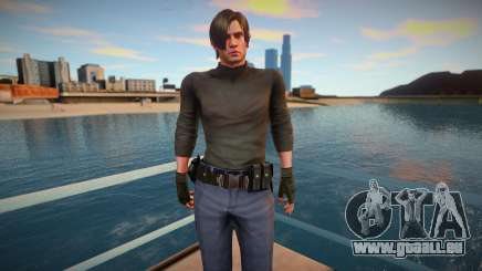 Leon Debug pour GTA San Andreas