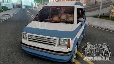 Moonbeam (Conversion Van) pour GTA San Andreas