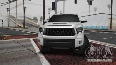 Toyota Tundra TRD PRO 2021 - Fin de route pour GTA San Andreas