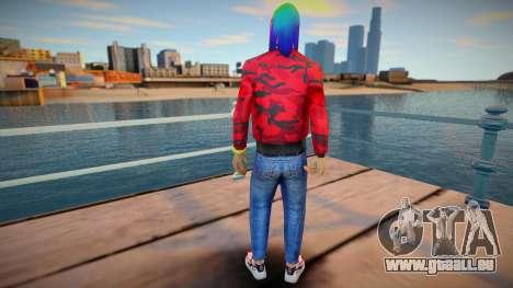 6ix9ine pour GTA San Andreas
