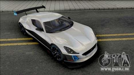 Rimac Concept S pour GTA San Andreas