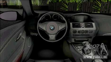 BMW M6 Itasha Princess Connect Re Dive pour GTA San Andreas