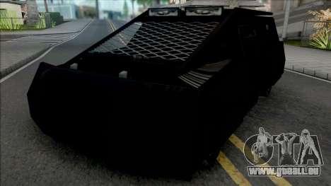 Armored FBI Truck pour GTA San Andreas
