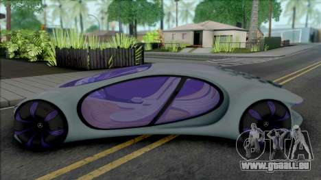 Mercedes-Benz Vision AVTR [HQ] pour GTA San Andreas