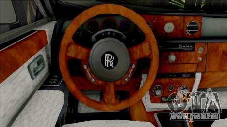 Rolls-Royce Ghost [HQ] für GTA San Andreas