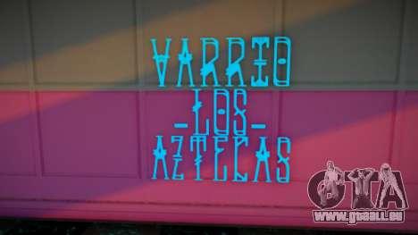 Nouveaux gangs de graffitis pour GTA San Andreas