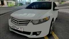 Honda Accord (Russian Plates)