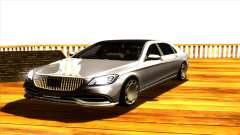 Mercedes Maybach s65