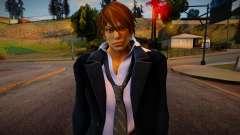 Shin Kamiya Tekken Blood Vengeance 1 pour GTA San Andreas