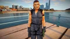 Dead Or Alive 5 - Bayman (Costume 2) pour GTA San Andreas