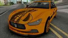 Maserati Ghibli III Taxi