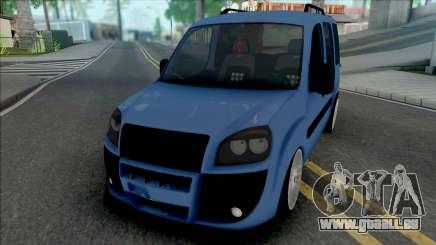Fiat Doblo New für GTA San Andreas