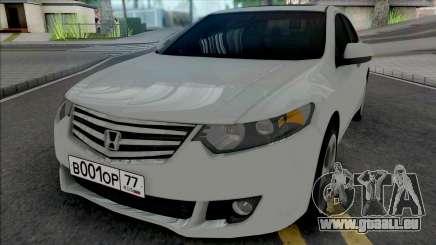 Honda Accord (Russian Plates) pour GTA San Andreas