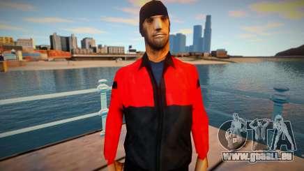 Coast Guard Skin pour GTA San Andreas