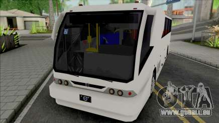 Volvo B10M pour GTA San Andreas