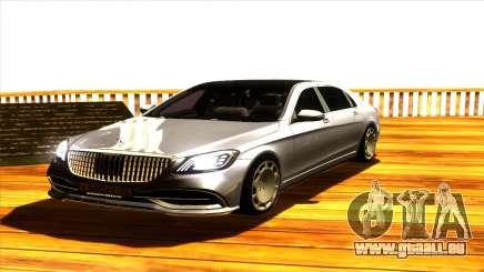 Mercedes Maybach s65 für GTA San Andreas