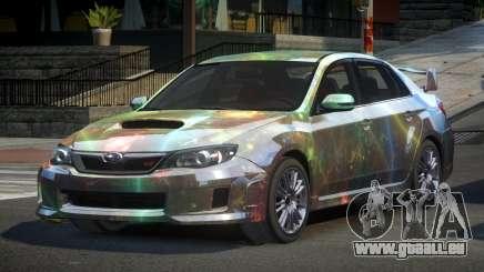 Subaru Impreza GST-R S7 pour GTA 4