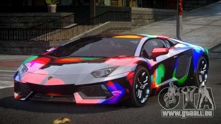 Lamborghini Aventador GST Drift S7 für GTA 4