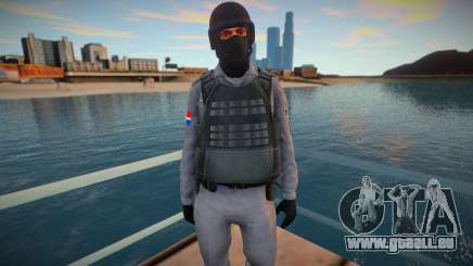 Policia Dominicano V2 pour GTA San Andreas