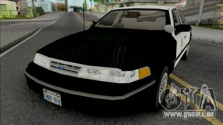 Ford Crown Victoria 1997 CVPI LAPD GND pour GTA San Andreas