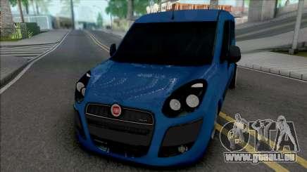 Fiat Doblo 2013 Series für GTA San Andreas