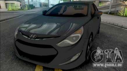 Hyundai Sonata Hybrid 2014 pour GTA San Andreas