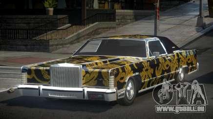 Lincoln Continental 70S S6 pour GTA 4