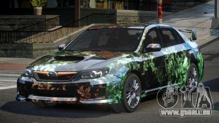 Subaru Impreza GST-R S4 pour GTA 4
