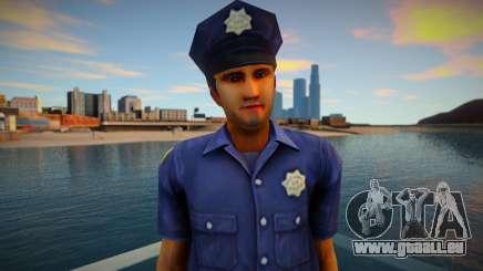 Policier de Las Venturas pour GTA San Andreas