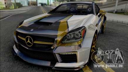 Mercedes-Benz SLK 55 AMG Special Edition für GTA San Andreas