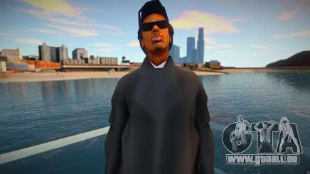 Ryder Black pour GTA San Andreas
