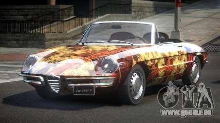 Alfa Romeo Spider SP S8 für GTA 4