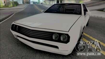 Buffalo GT für GTA San Andreas