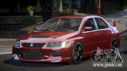 Mitsubishi Evo IX BS-U für GTA 4