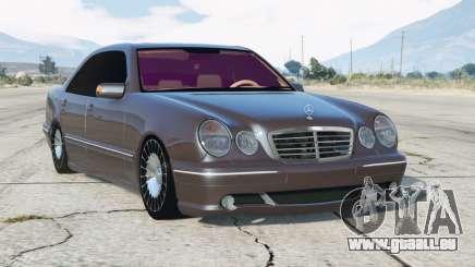 Mercedes-Benz E 55 AMG (W210) 1999〡add-on pour GTA 5