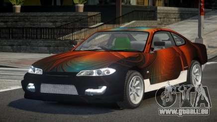 Nissan Silvia S15 GST-U S1 pour GTA 4
