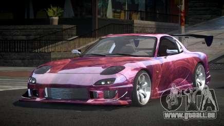 Mazda RX-7 GS S1 pour GTA 4