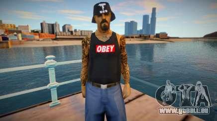 À la mode lsv3 pour GTA San Andreas