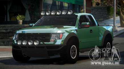 Ford F-150 U-Style pour GTA 4
