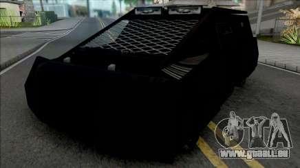 Armored FBI Truck für GTA San Andreas