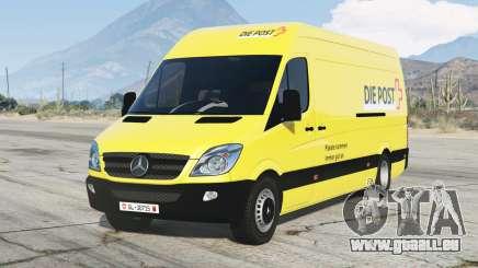 Mercedes-Benz Sprinter 313 CDI LWB (Br.906) 2011〡Die Post pour GTA 5