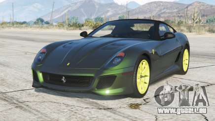 Ferrari 599 GTO 2010 〡add-on v1.1 pour GTA 5