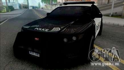 Vapid Torrence Police Los Santos v2 pour GTA San Andreas