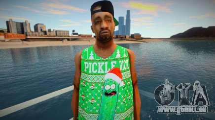 Pickle Rick pour GTA San Andreas