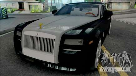 Rolls-Royce Ghost [HQ] pour GTA San Andreas
