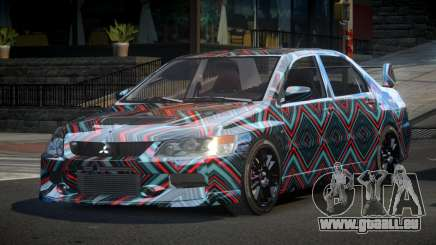Mitsubishi Evo IX BS-U S2 für GTA 4
