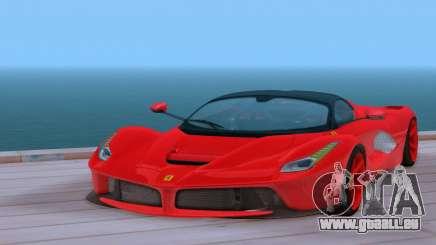 Ferrari LaFerrari 2014 (Turismo) für GTA San Andreas