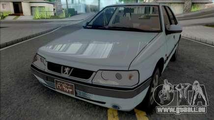 Peugeot 405 SLX [IVF] pour GTA San Andreas