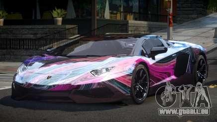Lamborghini Aventador U-Style S10 pour GTA 4
