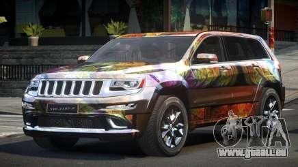 Jeep Grand Cherokee SP S10 für GTA 4